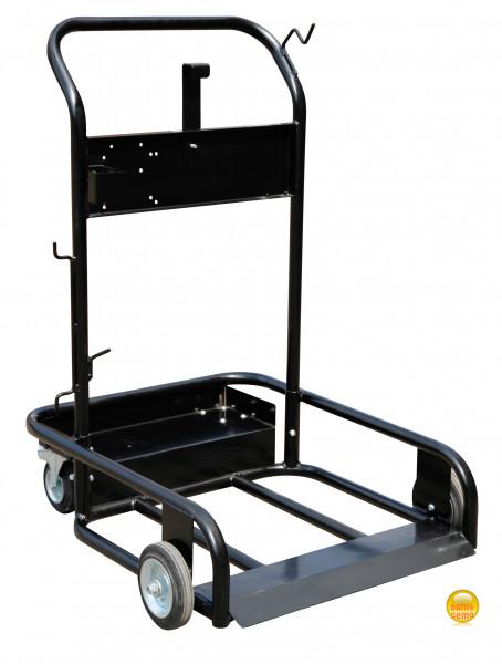 wagen f r 200 liter fass stahlrohrwagen kaufen. Black Bedroom Furniture Sets. Home Design Ideas