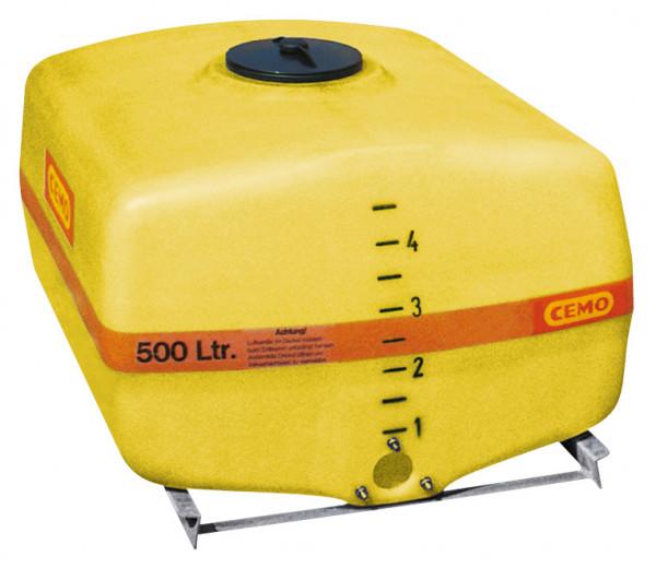 Beispiel GFK-Fass kofferförmig 500 Liter
