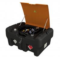 Abb ähnlich: KS-Mobil Easy 330 Liter mit 12-Volt-Pumpe und Klappdeckel