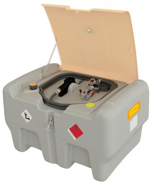 DT-Mobil Easy 440 Liter mit 12-V-Elektropumpe CENTRI SP30 ohne Klappdeckel