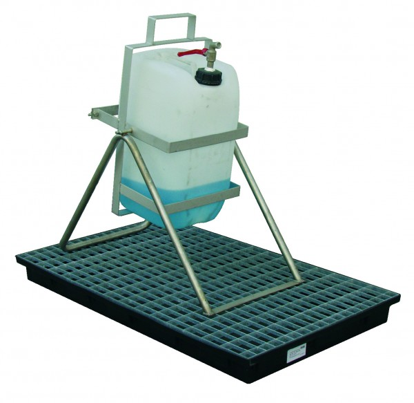 Cemo Kanister-Abfüllbock bis 30 Liter