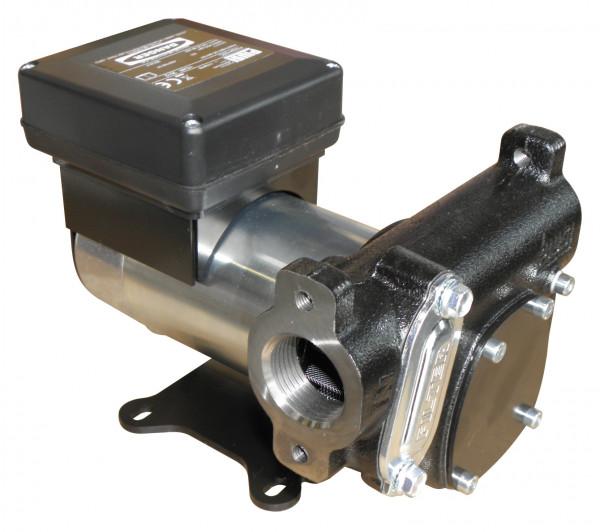 Elektropumpe Cematic 56 mit 12 Volt – Stahlgussgehäsue – für Diesel und Bio-Diesel