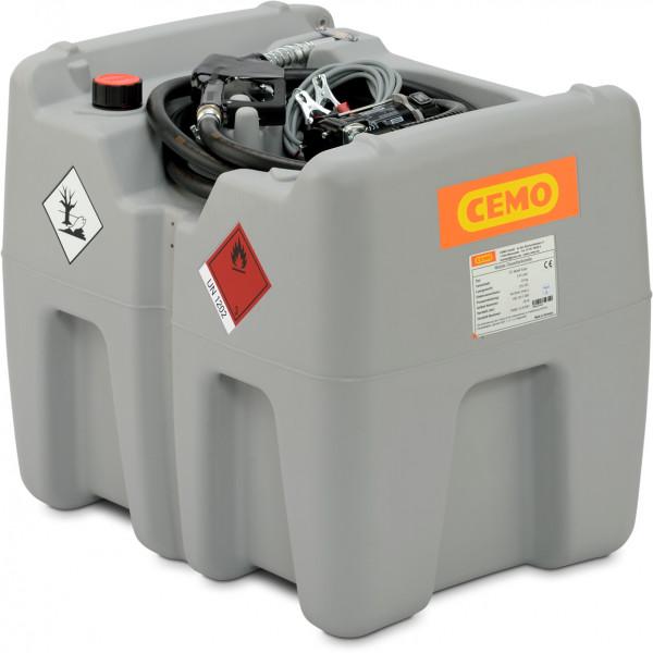 Abb. ähnlich: DT-Mobil Easy 210 Liter mit 24-Volt-Pumpe - Deckel im Lieferumfang enthalten