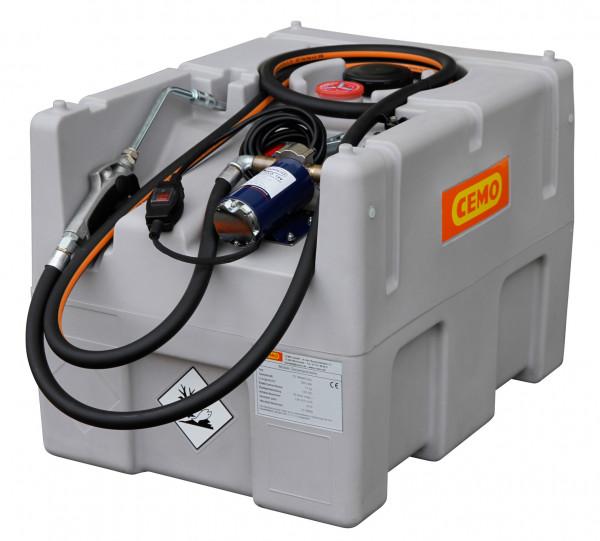 Abb. ähnlich: Schmierstoff-Mobil Easy 200 Liter mit 12-V-Elektropumpe