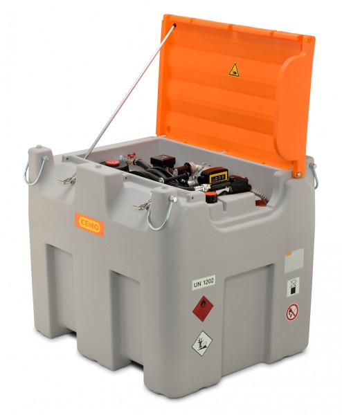 Beispiel DT-Mobil Easy 980 Premium Ausstattung mit Elektropumpe und Zähler