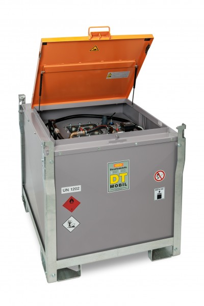 DT-Mobil PRO ST 980 Basic-Ausführung mit Elektropumpe Cematic Duo 24|12 Volt