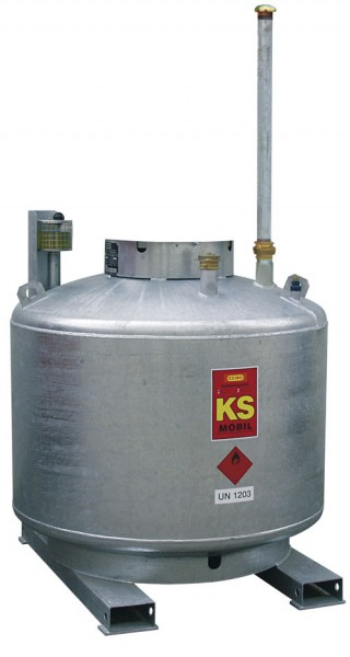 KS-MOBIL ohne Pumpenhaube