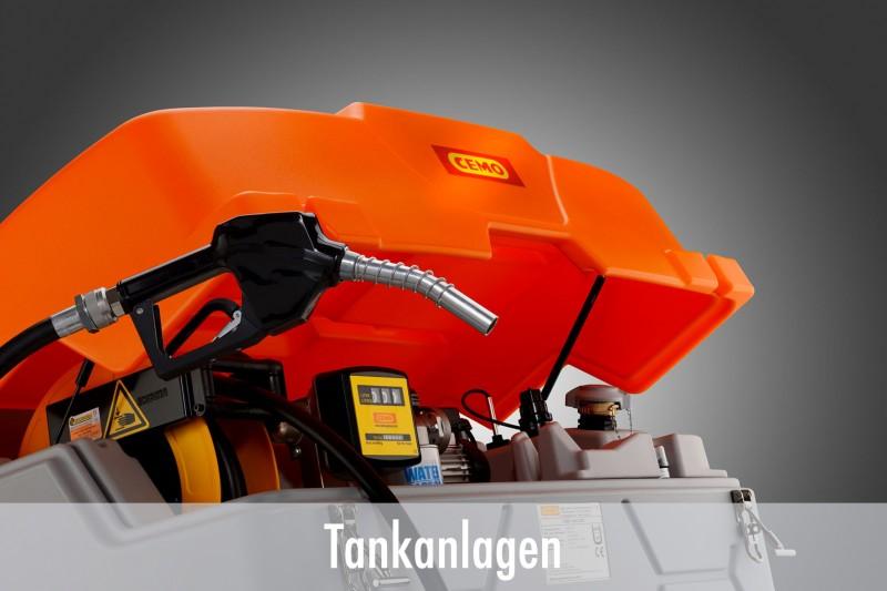 Tankstellen und Tankanlagen