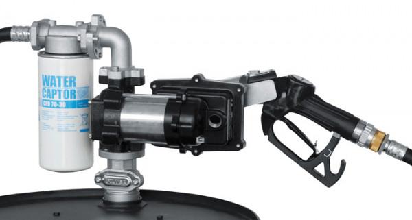Cematic 50 EX Elektropume für Benzin und Kraftstoffe