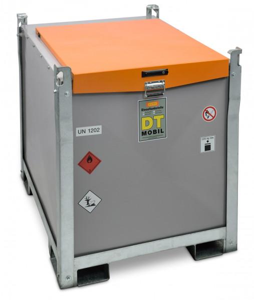 DT-Mobil PRO ST 980 Generatorentank geschlossen – Innentank aus Stahl