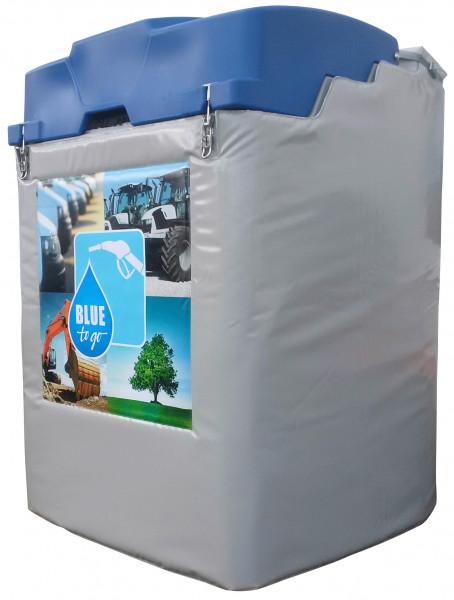 Isoliermantel für CUBE-Tank 1500 Liter ohne Logo-Aufdruck