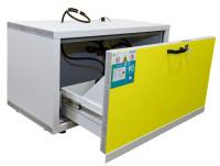 Untertischschrank mit Auszug – Sicherheitschränke FWF90 F-SAFE