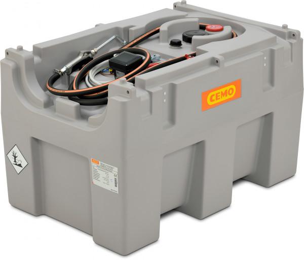 Schmierstoff-Mobil Easy 430 Liter mit 12-V-Elektropumpe und Ölabgabepistole