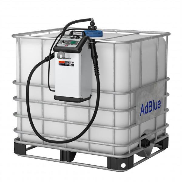 Bluefill PRO IBC mit 230-V-Pumpe – Lieferung erfolgt ohne IBC