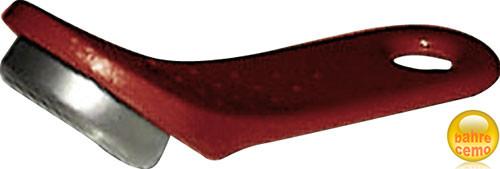 Cemo Masterschlüssel rot für Datenübertragung von Tankanlage