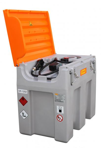 DT-Mobil Easy 600 Liter mit ADR-Zulassung und Li-Ion-Akkusystem 3,0 Ah – 24 Volt Elektropumpe