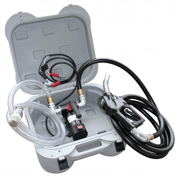 Diesel-Transfer-Set mit Pumpe, Saug- und Zapfschlauch