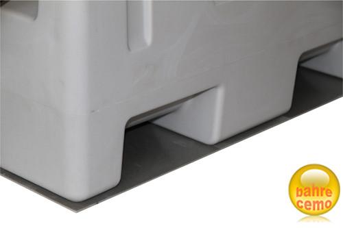 Antirutschmatte für CEMboxen und mobile Tankstellen