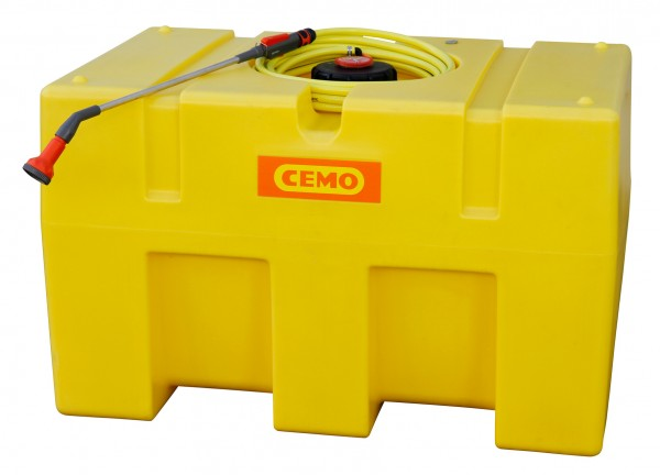 Mobiles Bewässerungssystem BWS 30-PE 450 Liter – Sprühlanze optional