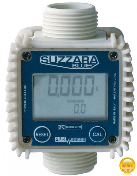 Durchflusszähler K24, elektrisch, aus Kunststoff