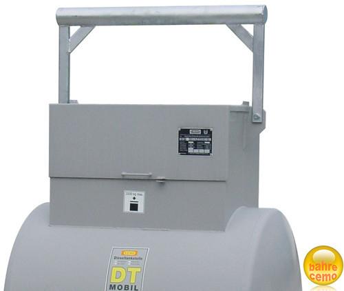 Ladebügel für DT-Mobil 980 Liter liegend