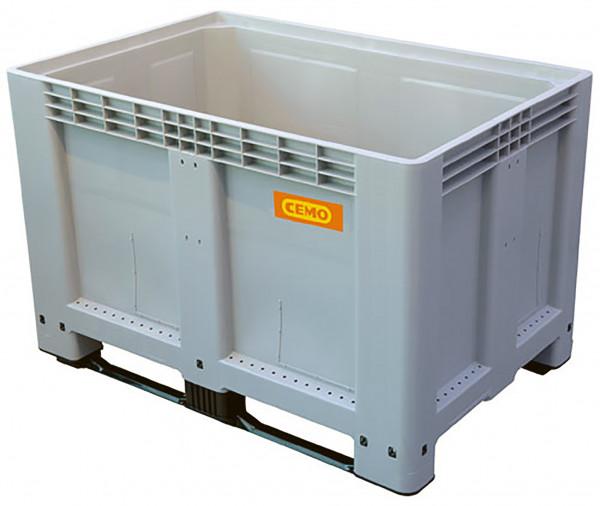 Altbatterie-Box 525 Liter als Sammelbehälter für Lagerung im Gebäude