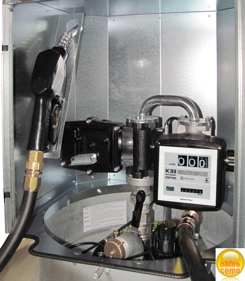 Elektro-Pumpe ATEX, 230 V, für Kraftstoffanlagen