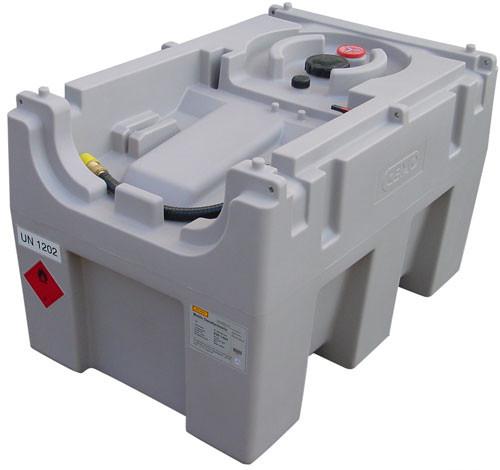 Beispiel für DT-Mobil Easy 460 l ohne Pumpe mit Schnellkupplung