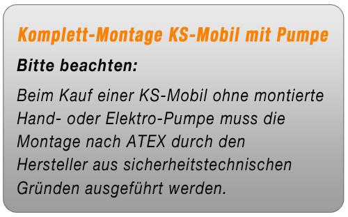 Komplett-Montage KS-Mobil