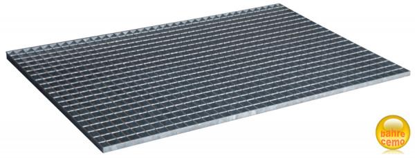 Stahlgitterrost für PE-Auffangwanne 250/2