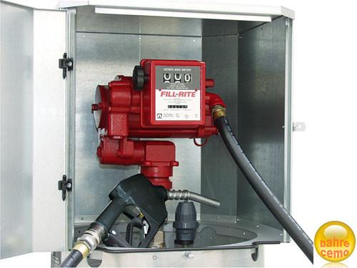 Elektropumpe 230 V für KS-MOBIL mit Zähler