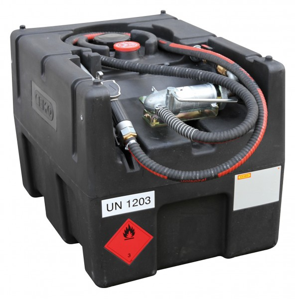 CEMO KS-Mobil Easy 190 Liter mit Handpumpe
