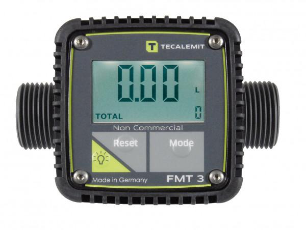 Digitaler Durchflusszähler FMT 3 für AdBlue-Pumpen