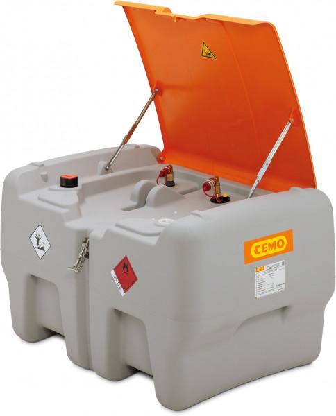Cemo DT-Mobil Easy 440 Liter Generatortank mit Klappdeckel