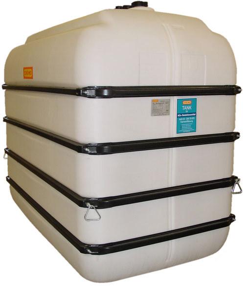 Basic-Bandagen-Tank aus PE für Diesel-Tankanlagen