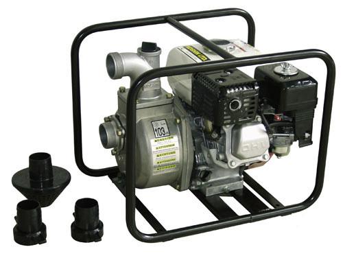 Benzinmotorpumpe für Wasser mit Honda-Motor
