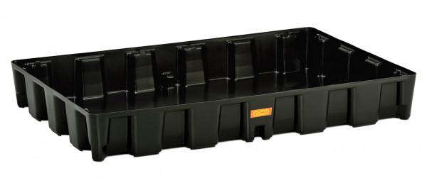 PE-Auffangwannen 120HD ohne PE-Roste