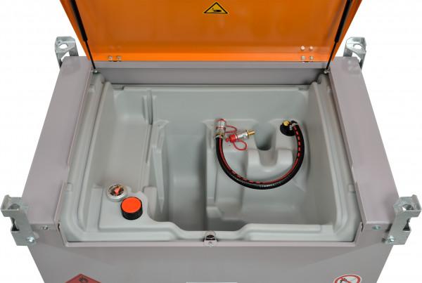 DT-Mobil PRO PE 440 Liter mit Schnellkupplung ohne Pumpe