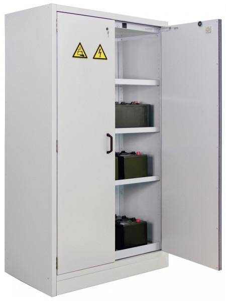 Akku-Sicherheitschrank FWF90 – Typ 11/6 zur Lagerung von Lithium-Batterien