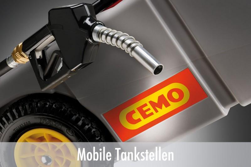 Mobile Dieseltankstellen DT-Mobil Easy