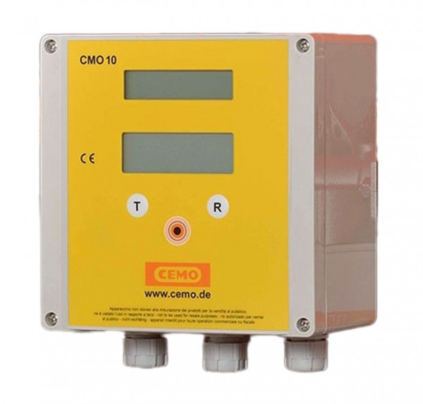 Zähler mit Zugangskontrolle und Tankdatenverwaltungssystem CMO10 SIM für Diesel 230 Volt