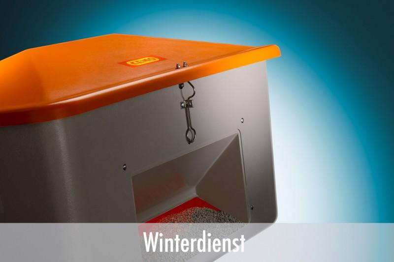 Streugutboxen Winterdienst