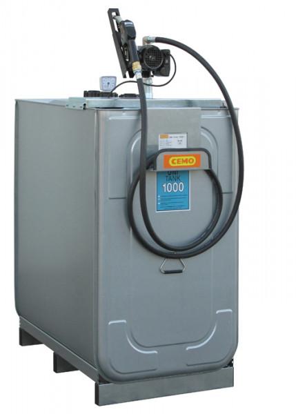 Cemo Einsteigerpaket-Premium Diesel-UNI-Tank 1000 Liter