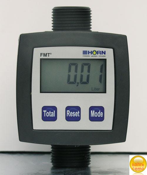 Durchfluss-Zähler FMT II/50, elektrisch