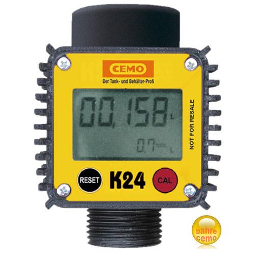Digitaler Durchflusszähler K24, für Elektropumpe