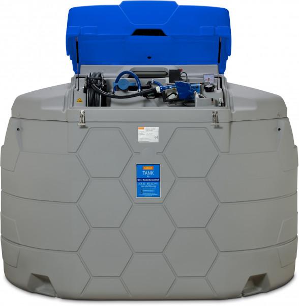Abb. ähnlich: CUBE-Tank für AdBlue® Basic Indoor 5000 Liter - Lieferung ohne Klappdeckel und Armaturenheizung