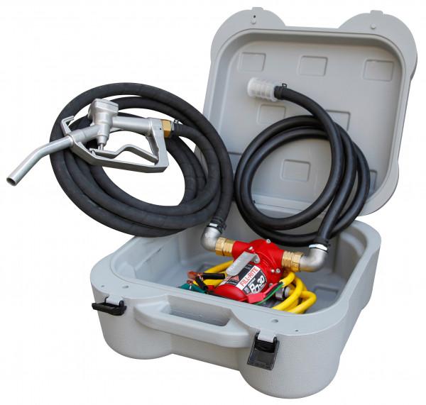 Benzin-Transfer-Set Cematic 12/30 EX im Kunststoff-Koffer