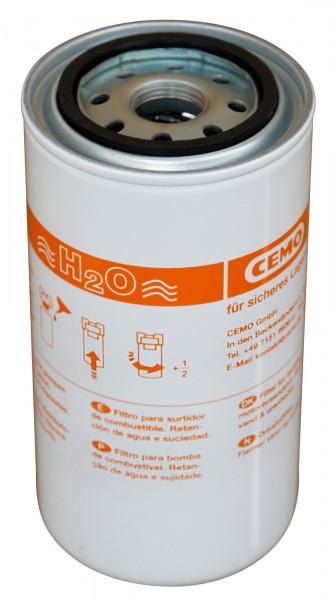Kartusche Filter mit Wasserabscheider max. 70 l/min