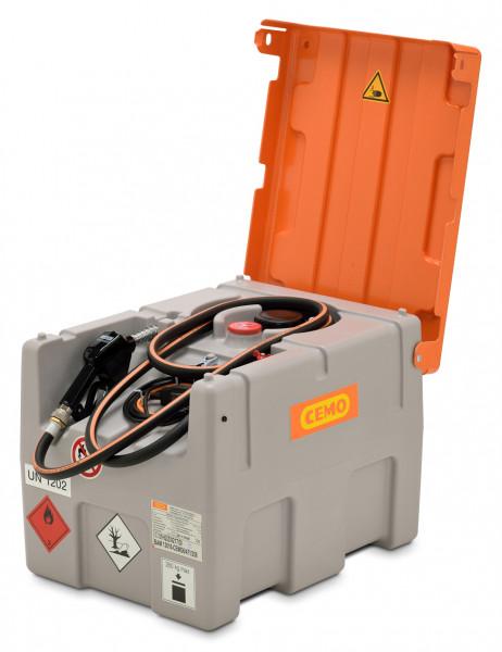 DT-Mobil Easy 200 Liter mit Elektropumpe 12 Volt und Klappdeckel