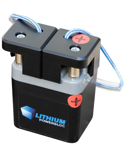 Li-Power-Block Akkusystem mit 13,2 Volt
